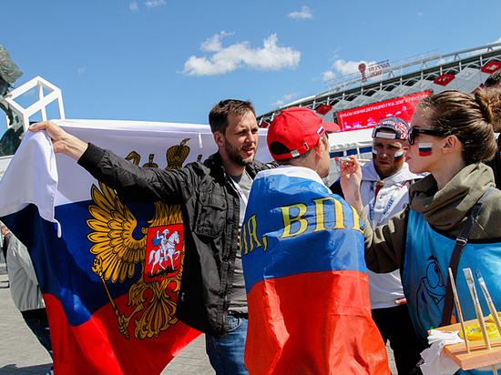 Россия - Португалия: что было не так со зрителями на матче