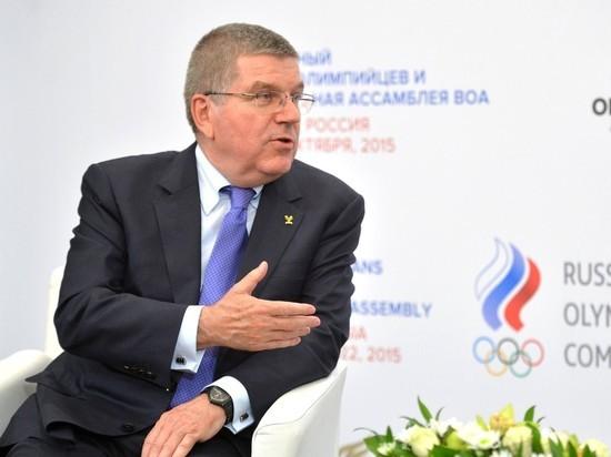 Бах - и санкции: почему российскому спорту вновь готовят дисквалификацию