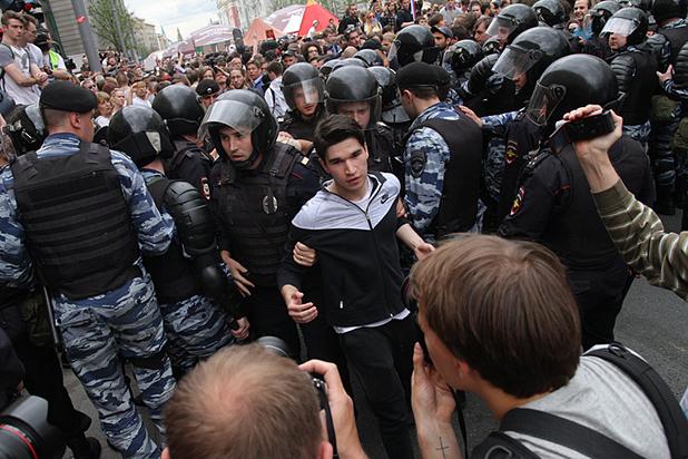 Путину нужен протест против Путина