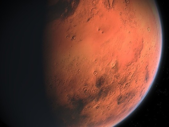 Завораживающее видео «живого» Марса опубликовано в интернете