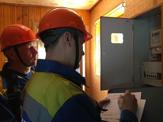 Специалистами филиала «Ивэнерго» выявлен новый факт воровства электроэнергии