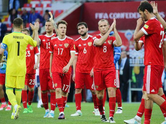 Россия - Мексика: онлайн-трансляция матча Кубка Конфедераций 2017