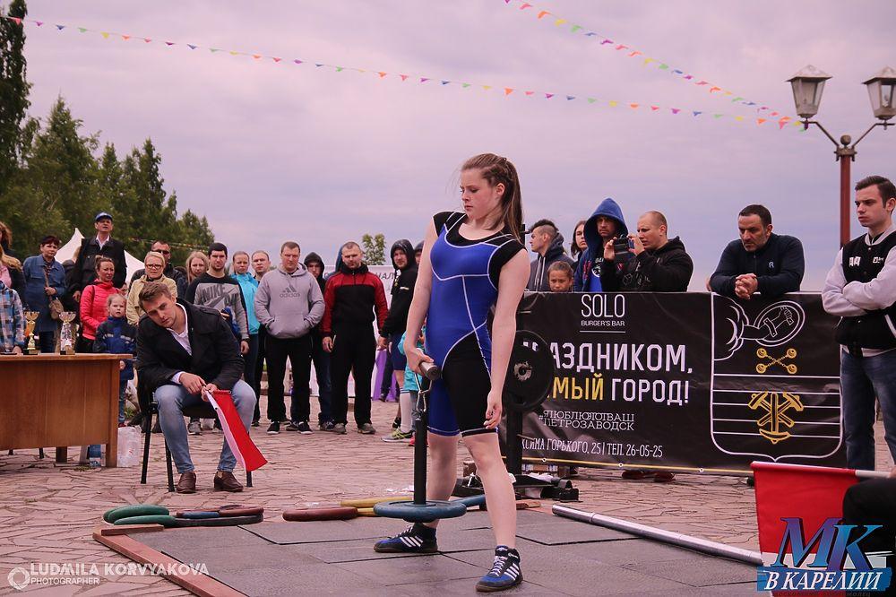 Петрозаводск отмечает день рождения