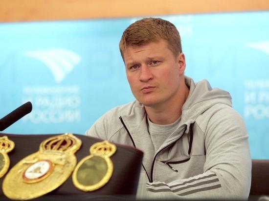 Поветкин обратился в WADA с жалобой на лабораторию Лос-Анджелеса