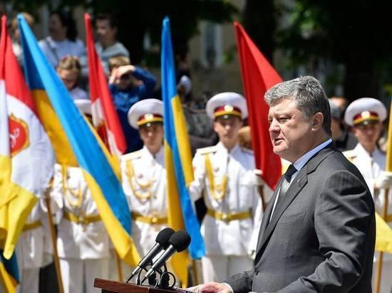 Порошенко назвал «Северный поток-2» чрезвычайной угрозой и местью Украине