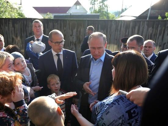 Барак и Путин: президент в Удмуртии вошел в роль волшебника