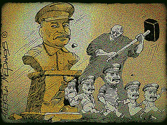 Сталин как объединитель: положительные оценки деятельности генералиссимуса примиряют людей