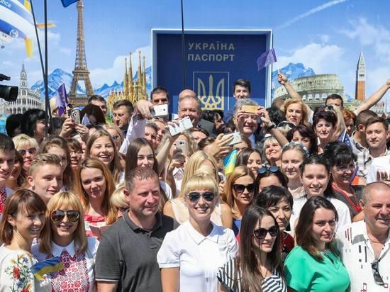 Украинский безвиз: Европу захватывают «туристы с лопатами» и мариупольские «сирийцы»