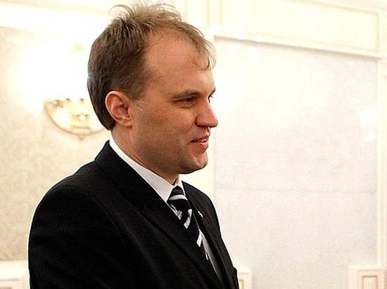 Прежний  президент Приднестровья Шевчук убежал  изреспублики