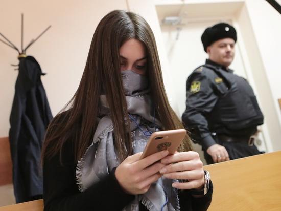 Стритрейсерша Мара Багдасарян просит защиты у В. Путина
