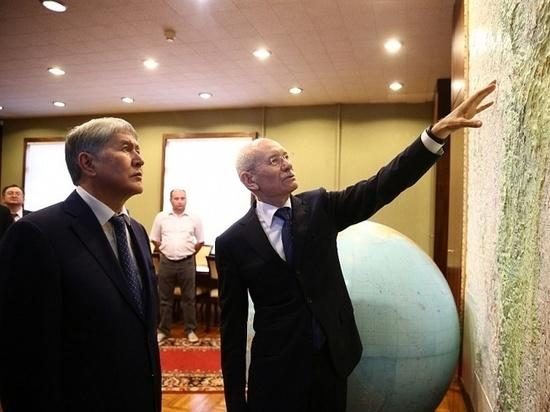 В Башкирии глава Киргизии призвал сменить курорты Турции на Иссык-Куль