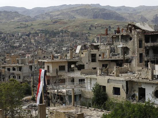 Захарова про химоружие в Сирии: провокация США направлена против России