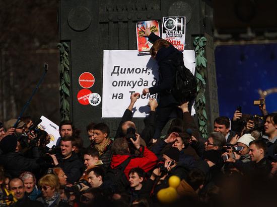"""""""Вас найдут"""": в сети появился сайт для вычисления российских митингующих"""