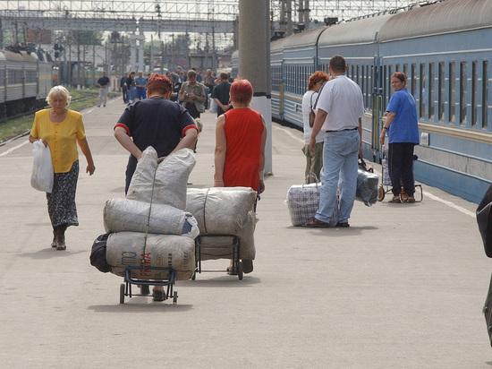 Украинцы не захотели ездить в Россию по визам