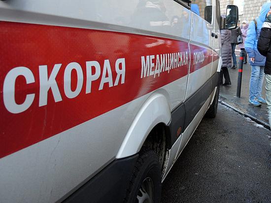 Москвичка выжила после падения с 9-го этажа во время селфи