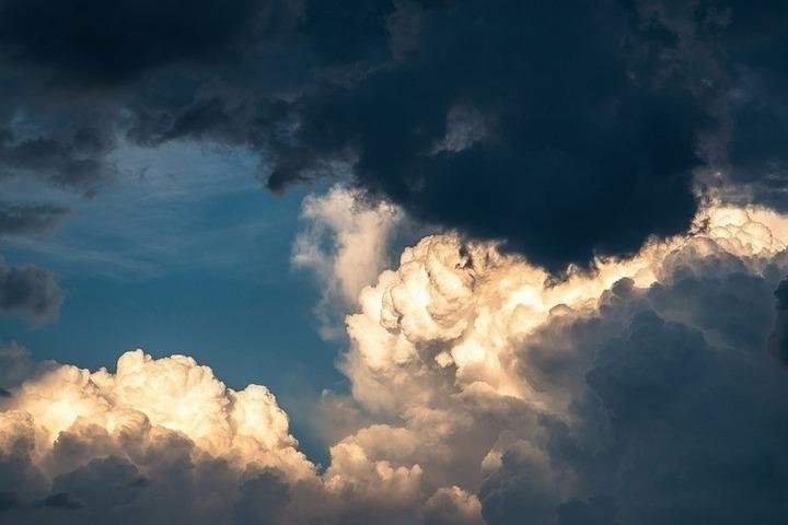 фото ураган омск