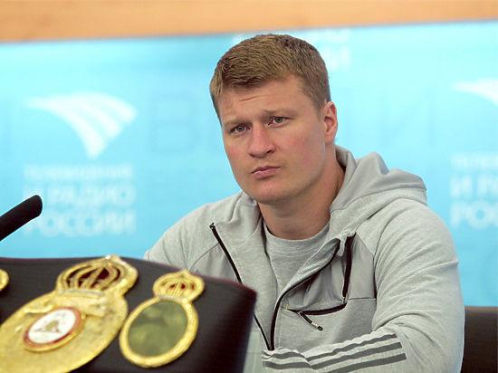 Поветкин - Руденко: онлайн-трансляция боксерского боя