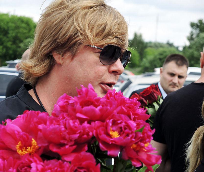 Экс-солиста «Иванушек International» похоронят на Троекуровском кладбище