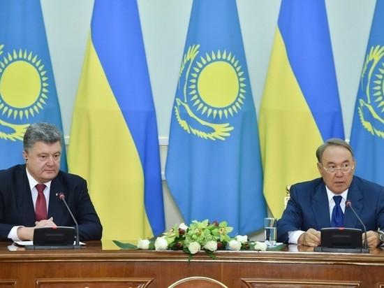 «По-братски»: Назарбаев приготовился примирить Россию и Украину