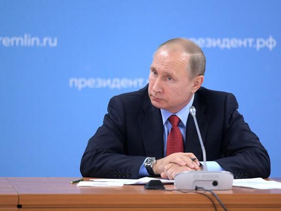 Путин далек от Трампа: анонсированных переговоров в графике президентов нет