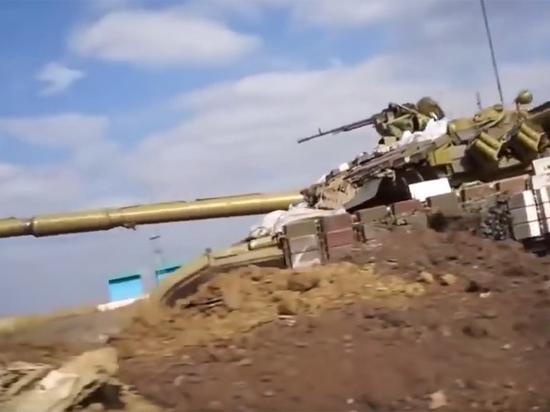 ЛНР обвинила Киев в переброске в Донбасс 120 польских наемников
