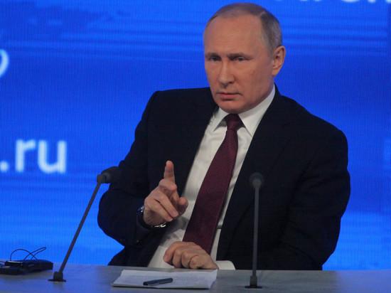 Путин пойдет навыборы-2018 без «Единой России»