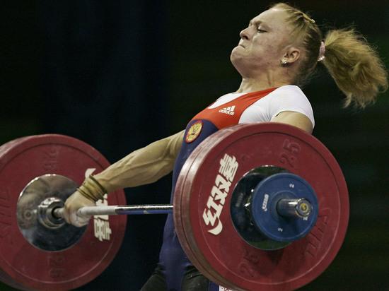 Российская тяжелоатлетка Оксана Сливенко собирается вернуться в спорт - на Олимпиаду