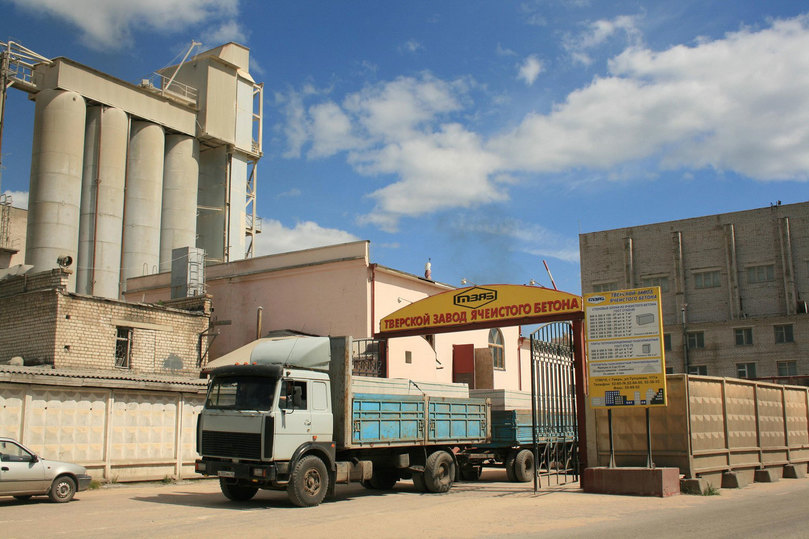 Завод ячеистого бетона сайт бетон оптом цена москва