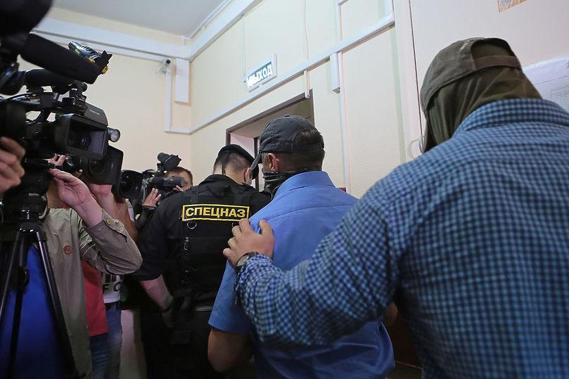 Арестованный полковник СКР Ламонов написал выдающееся письмо Путину