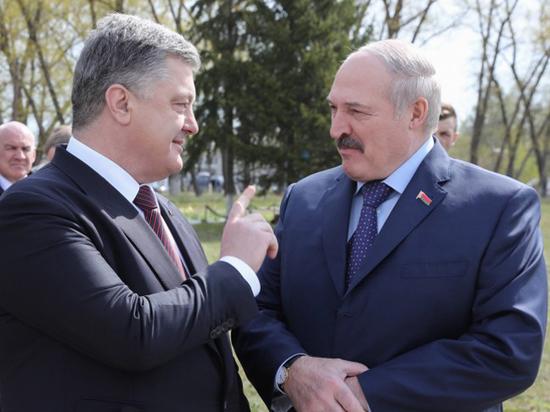 Секреты Порошенко и Лукашенко: президенты обсудят Донбасс без России