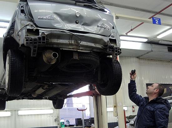 Страховщики придумали финт с ремонтом машин по ОСАГО