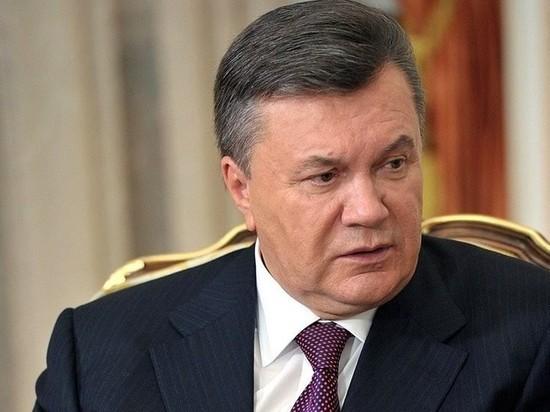 Янукович сообщил Генпрокуратуре Украины о государственном перевороте