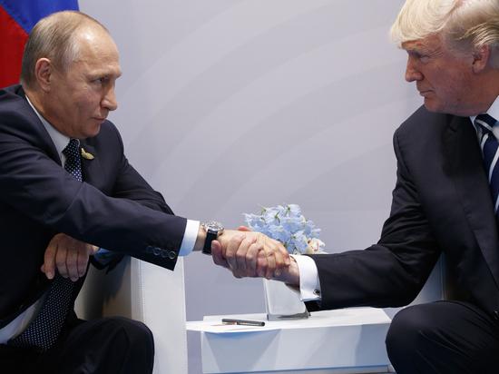 Давно ожидаемая встреча: Путин иТрамп наG20 посекретничали без посредников