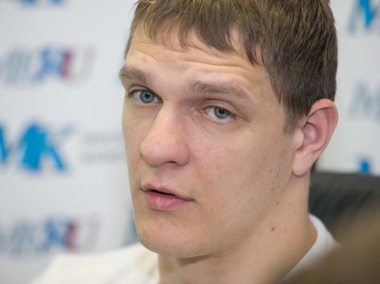 Тимофей Мозгов планирует сыграть за сборную России на Евробаскете-2017
