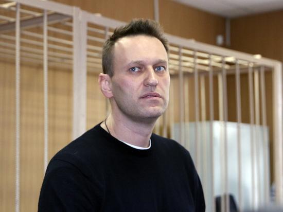 Навального по секрету выпустили из-под ареста