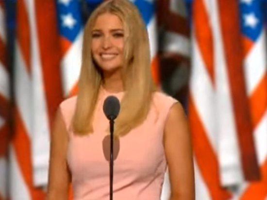 Иванка Трамп заменила отца на мероприятиях G20