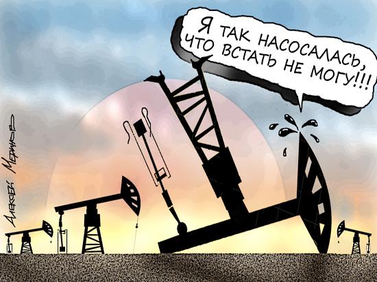 Мировые запасы нефти снизились на100 млн.  баррелей
