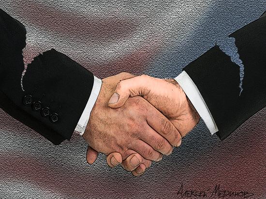 Гамбургский счет: почему рандеву Путина и Трампа не стало прорывом