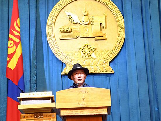 Революционер Халтмаагийн Баттулга стал пятым президентом Монголии