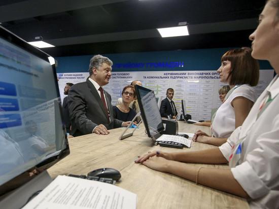 Украина закроется от России биометрическими паспортами