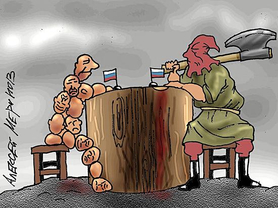 В успешных странах власть виновна по умолчанию