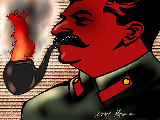 Сталин сегодня был бы жонглером с ядерной бомбой