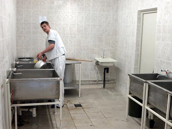 «На хлеб и воду»: Россия снижает расходы на питание заключенных
