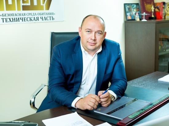 Генеральный директор компании «Город-77» Руслан Чеботарев: