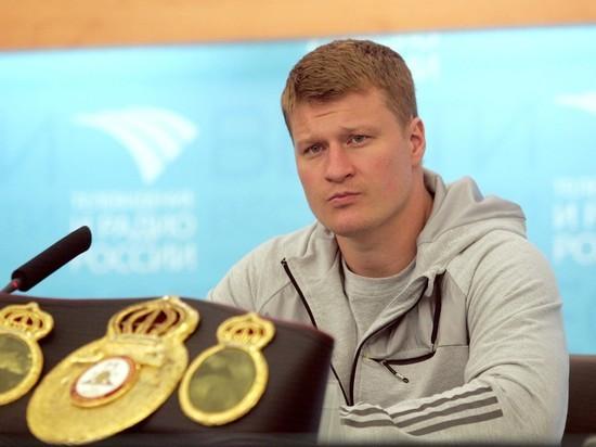 Поветкин планирует провести очередной бой в2015-м году