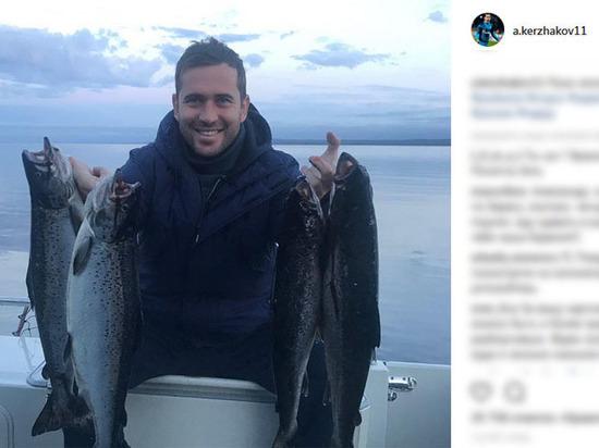 Обвиненный в браконьерстве Кержаков увеличит численность лосося в Онежском озере