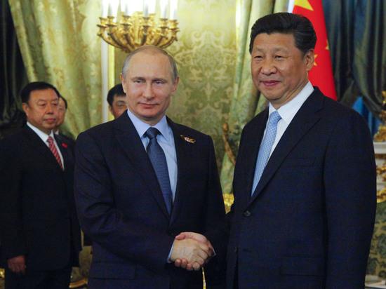 Китайцам запретили обсуждать Путина