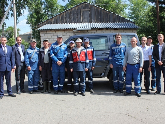 Павловский филиал стал лидером в системе Алтайэнерго по итогам года
