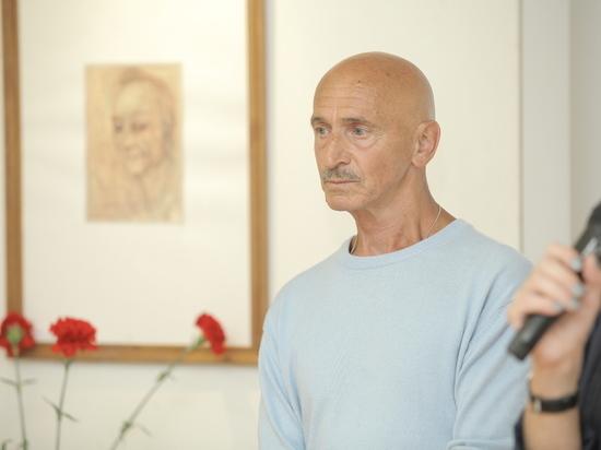 Выставка работ актера Виктора Бердакова открылась в Нижнем Новгороде