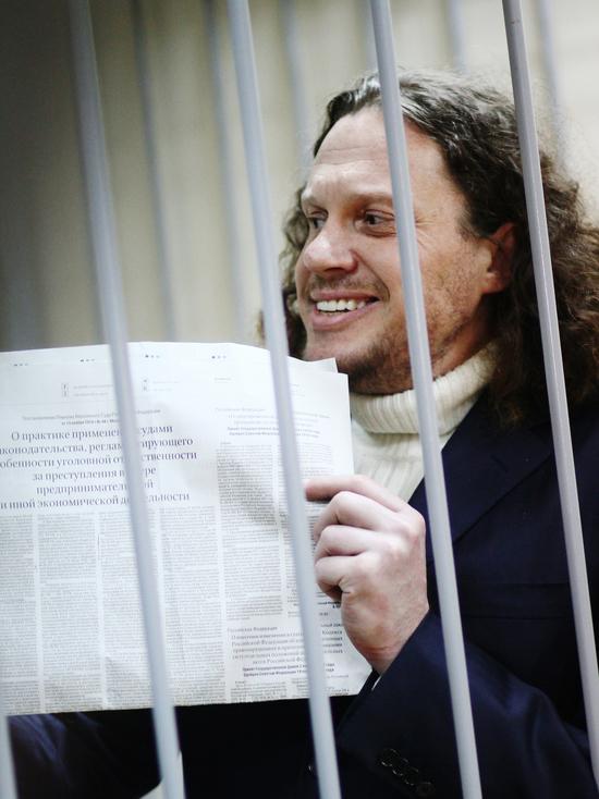 Полонский назвал свое освобождение приговором российскому правосудию